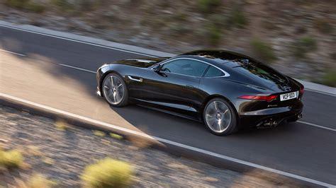 Jaguar F-type R Coupe Luxury Sports Car