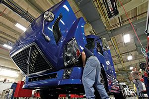 volvo trucks  river valley plant adds  jobs