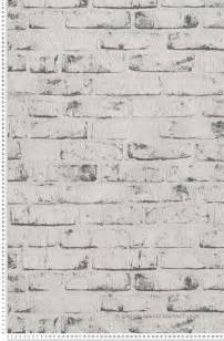 papier peint briques blanches et grises papier peint