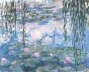 Interior inspiration: Monet's Water Lilies
