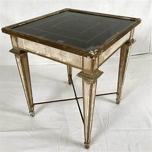 Table Basse De Style Louis XVI Bout De Canap