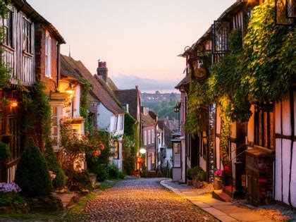 beautiful small towns   uk conde nast