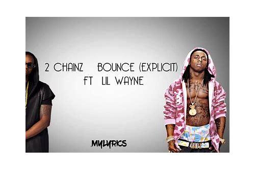 bounce mp3 download lil wayne
