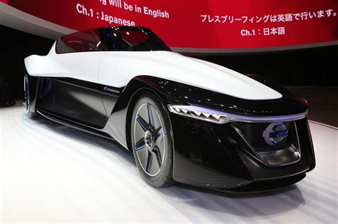 Nissan Bladeglider Concept To Smash Barriers At 2018 Tokyo