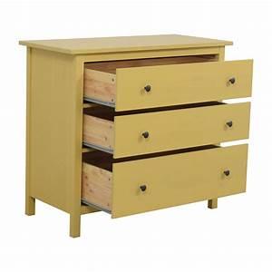 Ikea Hemnes Nachttisch : 52 off ikea ikea hemnes yellow dresser storage ~ Eleganceandgraceweddings.com Haus und Dekorationen
