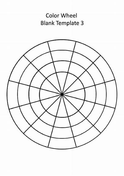 Blank Wheel Template Pdf Printable
