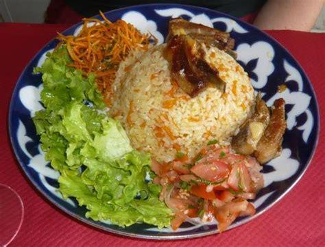 cuisine ouzbek plov ouzbek picture of les saveurs de samarkand