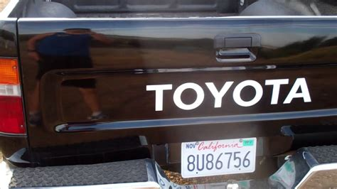 my toyota sign up 1991 toyota pickup 4x4 beautiful truck youtube