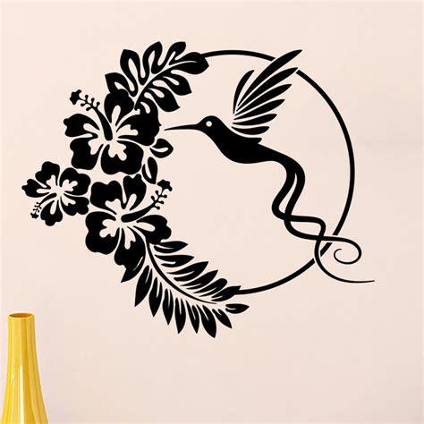 stiker cuisine sticker le colibri de l 39 amour stickers nature fleurs