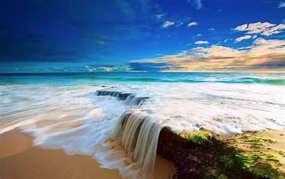 Ocean Wallpapers Oceans Pretty Beach Sea Beaches