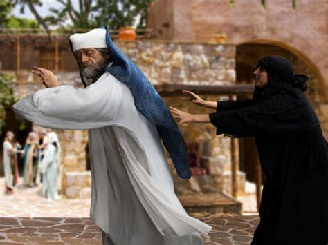 freebibleimages persistent widow  parable jesus