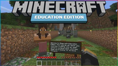 minecraft education edition full tutorial world