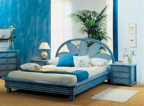 chambre rotin tête de lit décorative en rotin brin d 39 ouest