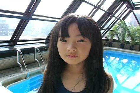 九岁的金子美穗 亚洲童星 可爱小女孩 Powered By Discuz-梨子网