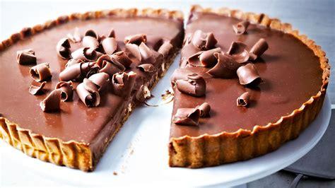 tarte au chocolat faites vous plaisir avec ce dessert