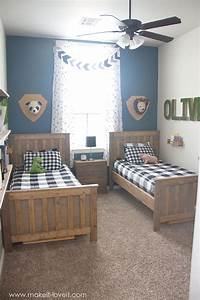 Ideas, For, A, Shared, Boys, Bedroom, Yay, All, Done