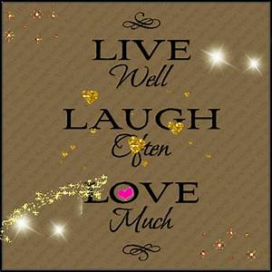 Live Laugh Often Love Much : decent image scraps live well laugh often love much ~ Markanthonyermac.com Haus und Dekorationen