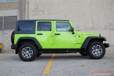 green jeep rubicon 2013 jeep wrangler unlimited rubicon gecko green