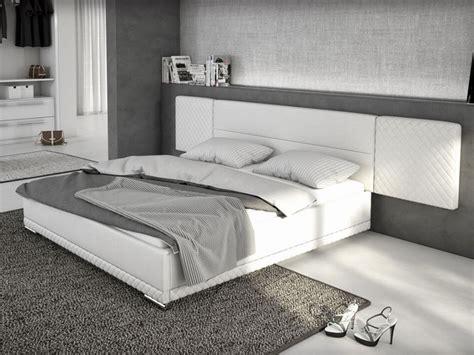 canape lit ikea lit 180x200 cm simili blanc lorik