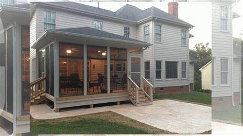 choose   screened porch  season room