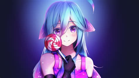 Animated Girly Wallpapers - wallpaper anime lollipop 4k anime most popular