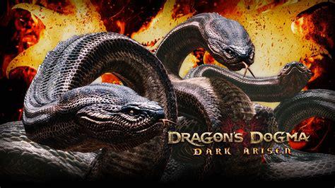 dragons dogma dark arisen hydra steam trading cards