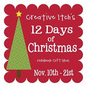 Creative Itch 12 Days of Christmas Day 1}