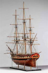 """USS Frigate Essex"" Ship Model, 1799 at 1stdibs"