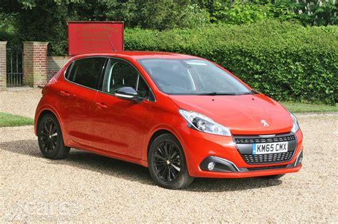 Peugeot 208 Review by Peugeot 208 1 2 Puretech 110 Review 2016 Cars Uk