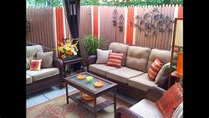 Small, Patio, Makeovers, Ideas