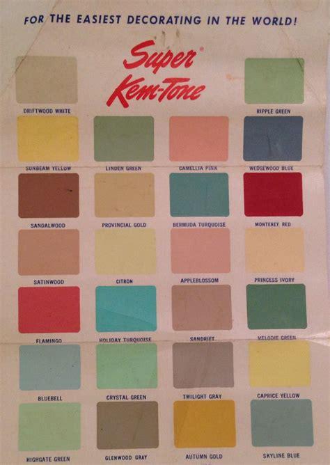 15 best images about vintage paint colors on