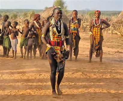 Tribe Ethiopia Hamar Turmi Commons Wikimedia