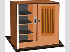 Free vector graphic Cabinet, Cupboard, Wardrobe Free
