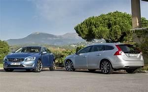 Volvo V60 Oversta Edition : volvo s60 v60 oversta edition des quipements en cadeaux photo 1 l 39 argus ~ Gottalentnigeria.com Avis de Voitures