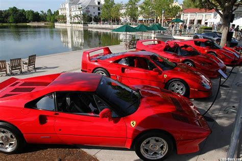 Celebration Exotic Car Festival Rolls Into Town