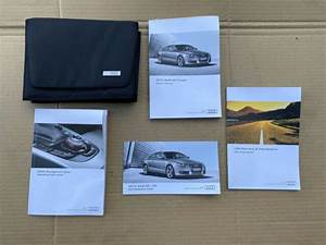 2012 Audi A5 Coupe Owners Operators Manual Book Case Guide