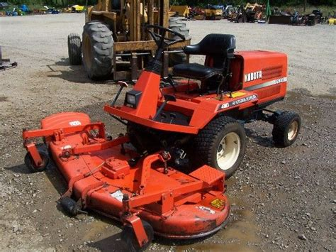 Exmark Riding Lawn Mowers Other Equipment Used Exmark