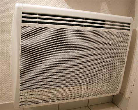 cuisine mur vert comment installer un radiateur électrique conseils et