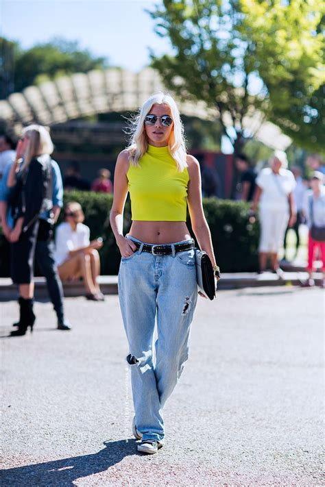 90s fashion t h e 9 0 s 16 year style and yellow crop top