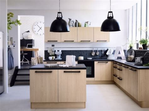 cuisines avec ilot cuisine avec îlot central 43 idées inspirations