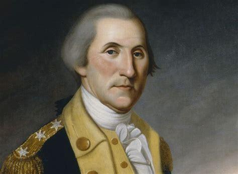 general george washington   american revolution