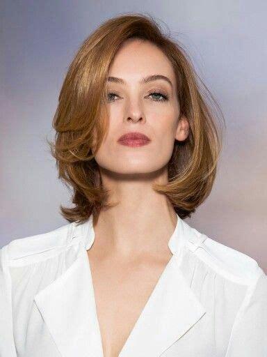 halblange haare stylen pin manu f auf hairs in 2018 mittellange haare feines haar und frisuren