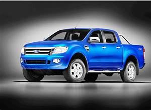 Nouveau Ford Ranger : nouveau ford ranger fait pour les professionnels ~ Medecine-chirurgie-esthetiques.com Avis de Voitures