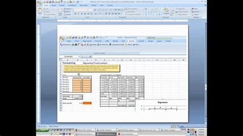 Küche 16 Qm by Forecasting Using Excel Qm