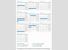 Calendrier scolaire 2017 2018 Printable 2018 calendar