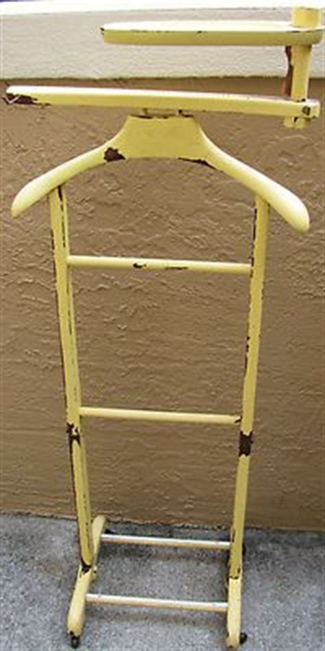 mens clothes valet chair vintage shabby painted chic valet stand butler mens