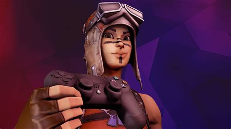 51 Hq Images Fortnite Renegade Raider With Controller