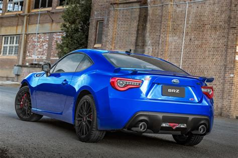 subaru brz  pricing  spec confirmed car news