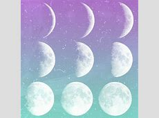 The Moon's Cycle And What To Do At The Moon Phases