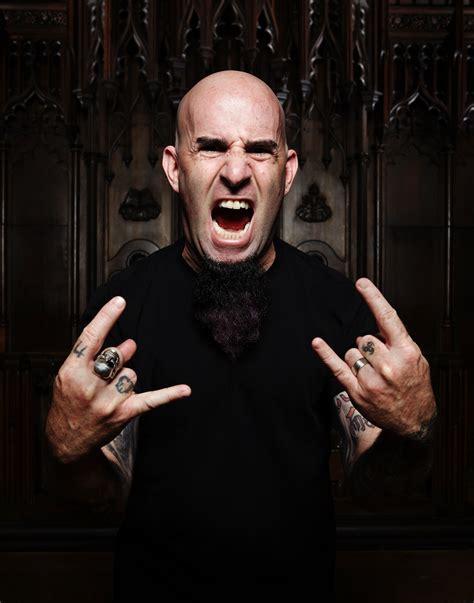 The Musicnerd Q&a With Anthrax's Scott Ian  The Musicnerd
